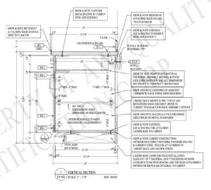 AWI QCP - Examples of Architect Shop Drawings