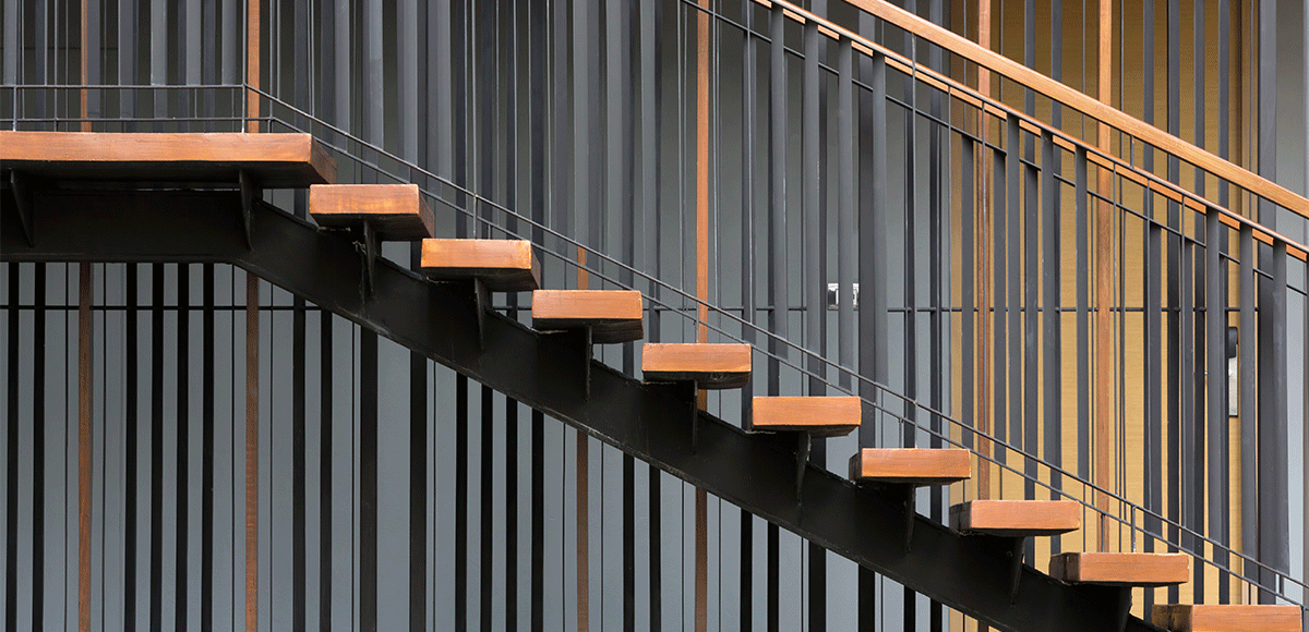 An Overview of Wooden Staircases for Design Professionals