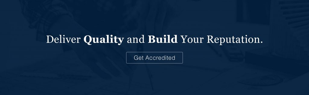 Drafting accreditation - AWI QCP
