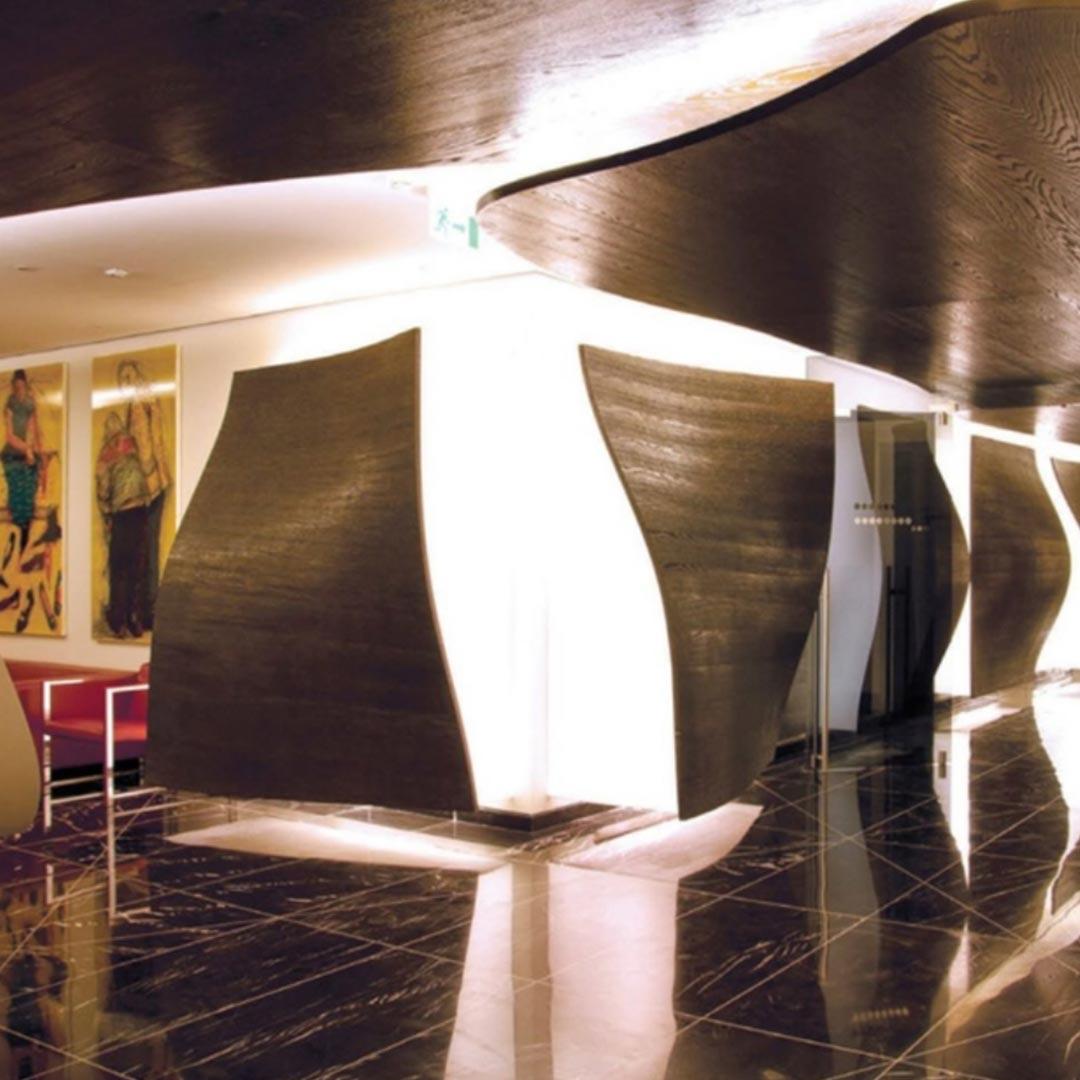 AWI Design Solution Veneer Project Nergiz Design