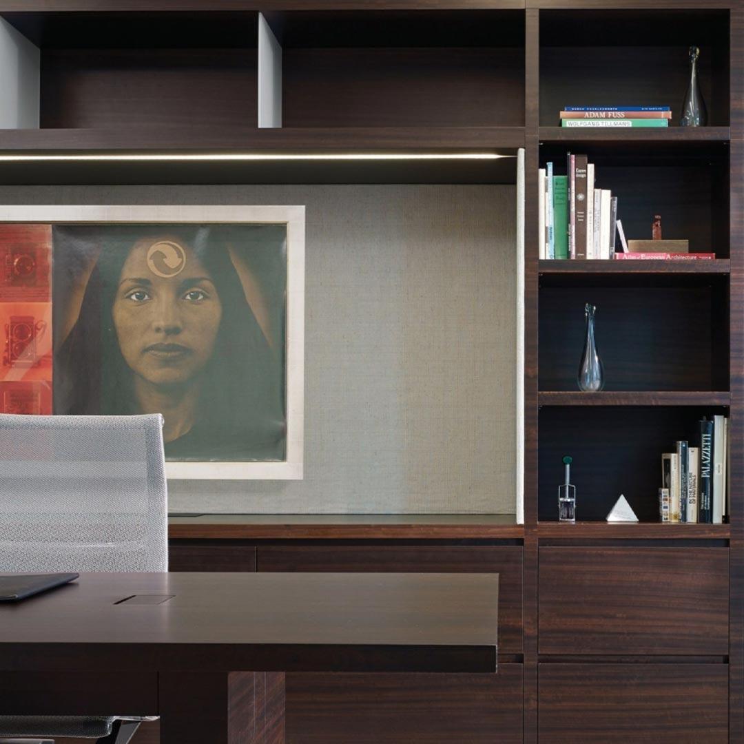 AWI Design Solution Veneer Project Parenti Raffae