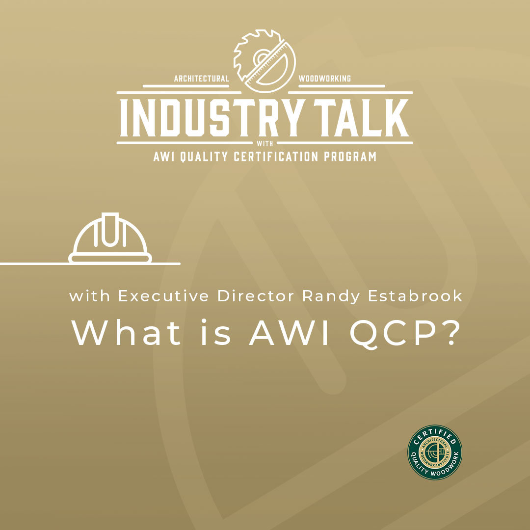 What is AWI-QCP?