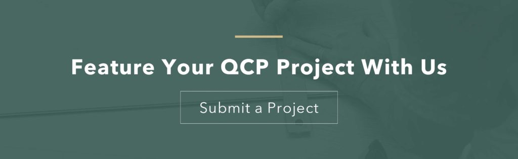 AWI-QCP - Feature your QCP Project with Us