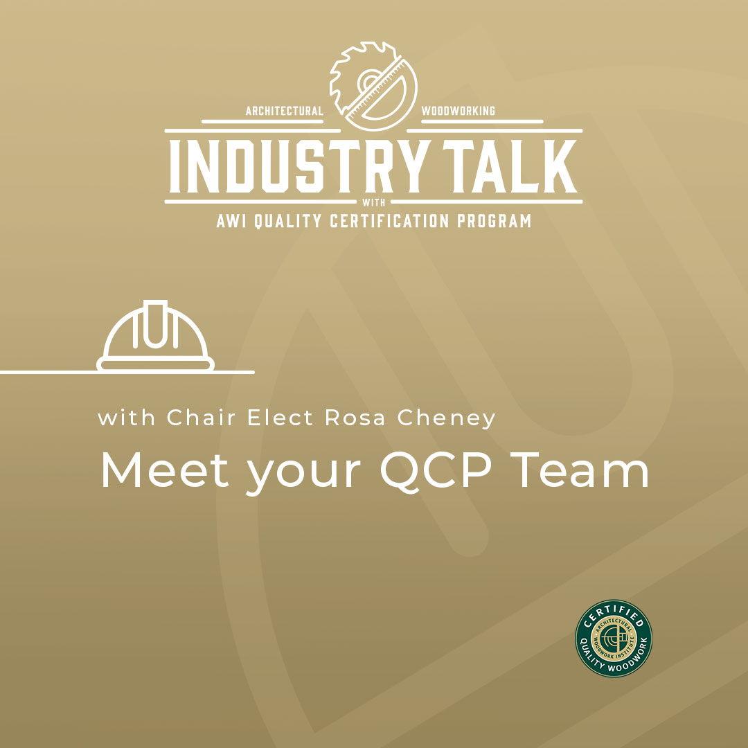 Meet the QCP team: Introducing Rosa Cheney