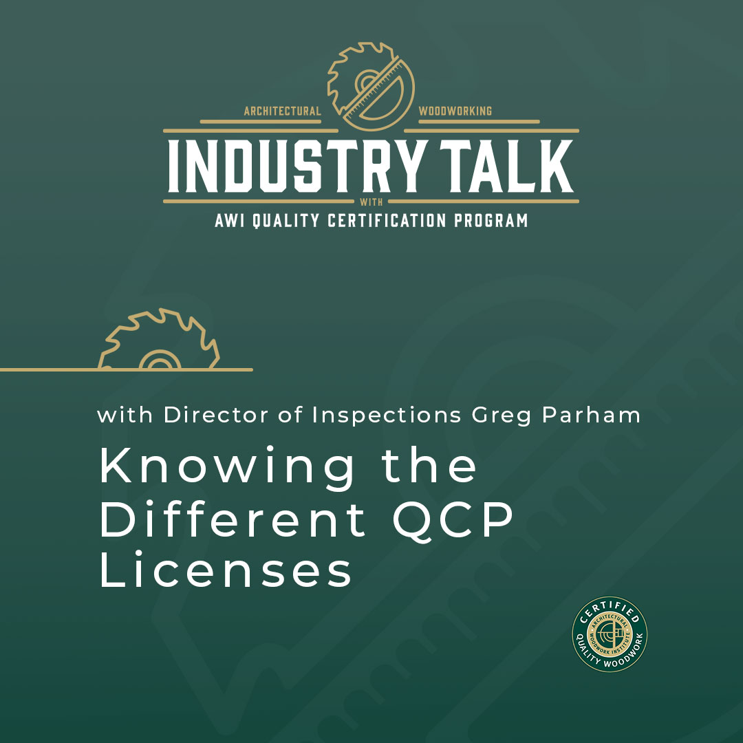 INTERVIEW: Understanding The Different QCP Licenses