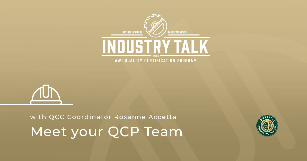 Meet Your QCP Team – Rosa Cheney, Architect & Specifier