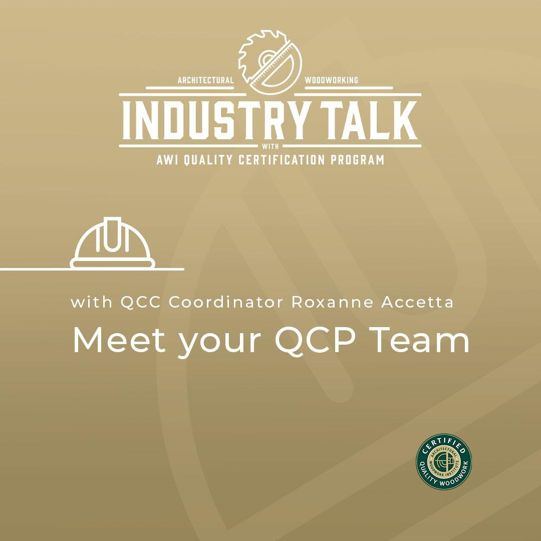 Meet the QCP team: Introducing Roxanne Accetta