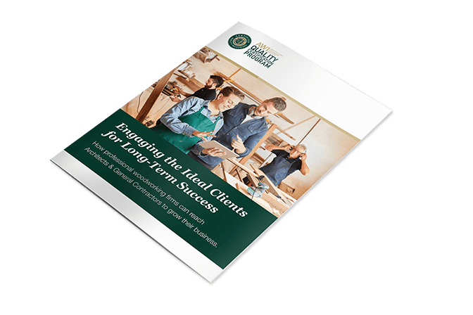 How To Engage Architects & General Contractors to Grow Your Woodworking Business