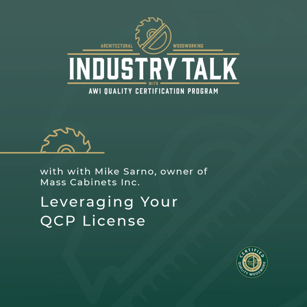 Leveraging Your QCP License: An Interview With Mike Sarno